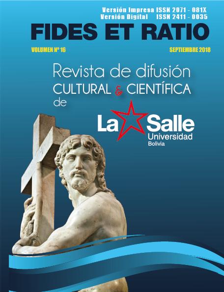 Fides Et Ratio Vol. 16